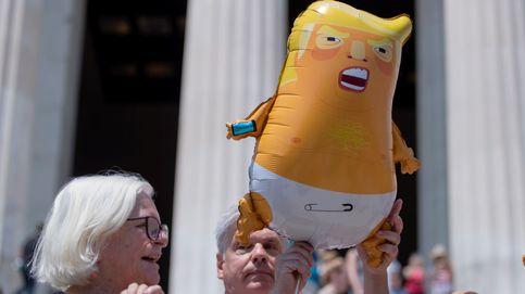 Tanques, aviones de combate y 'bebé Trump': EEUU se prepara para su gran fiesta