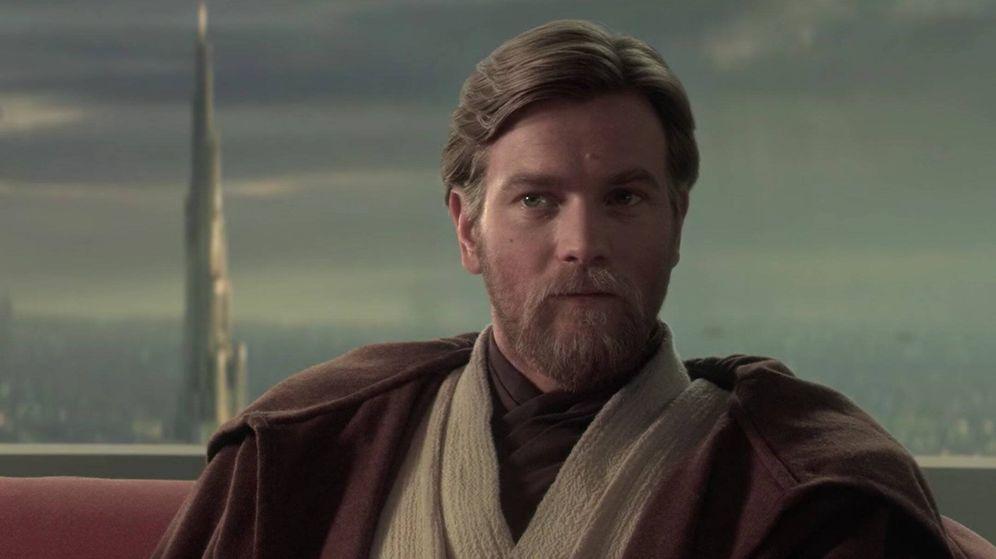 Foto: Ewan McGregor, interpretando el personaje de Obi-Wan Kenobi. (Lucasfilm)