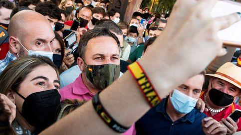 Abascal volverá a Ceuta tras ser declarado 'persona non grata'