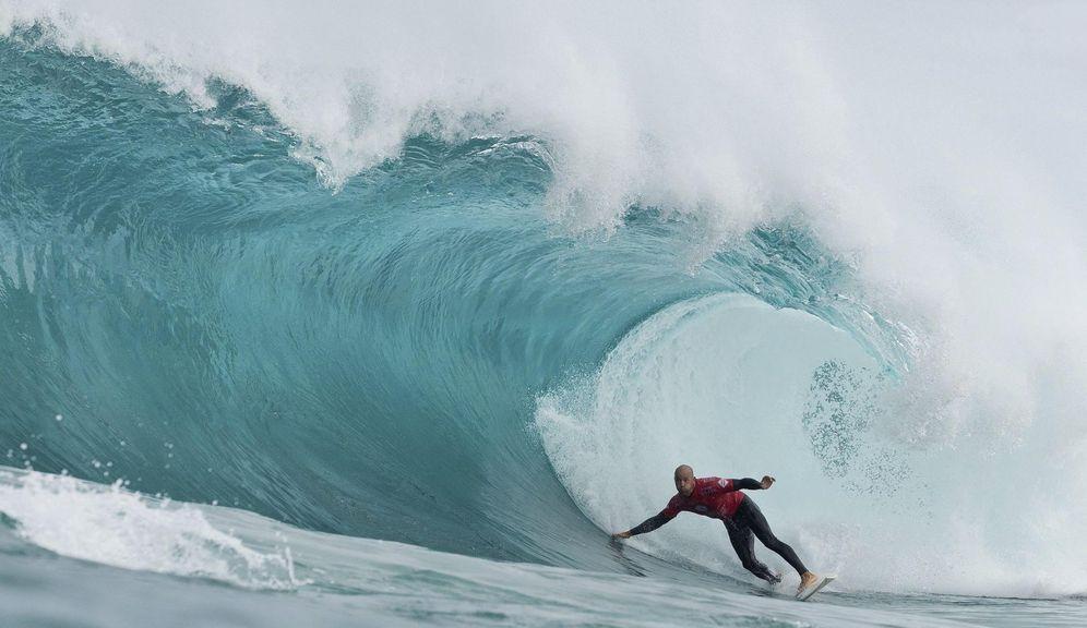 Foto: El surf gana adeptos a pasos agigantados en nuestro país (EFE)