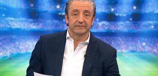 Post de Josep Pedrerol regresa a 'El chiringuito' con un mensaje a su equipo