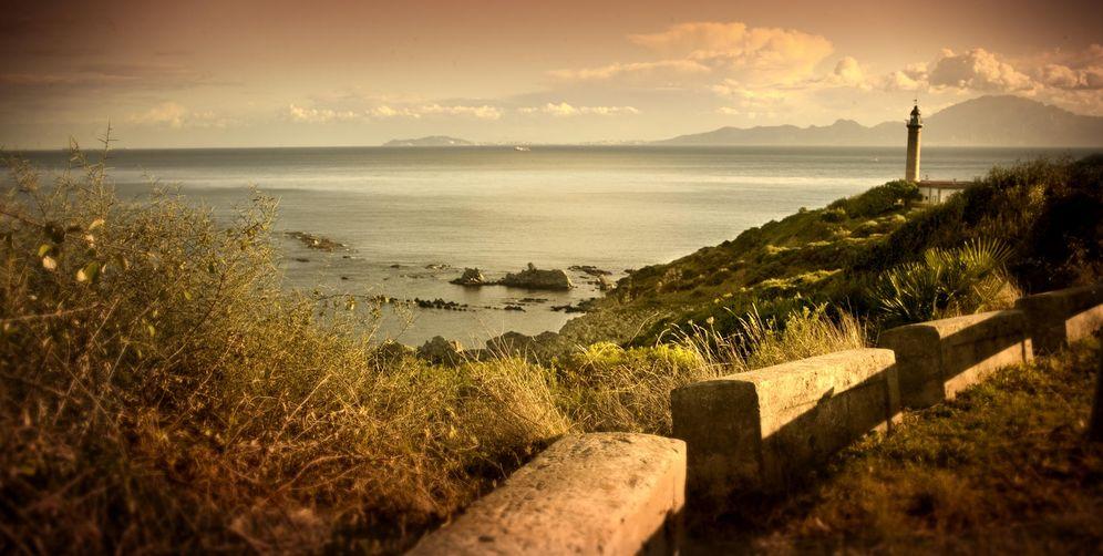 Foto: Punta del Faro, en la ruta de Paco de Lucía (Foto: Mariano Vargas)