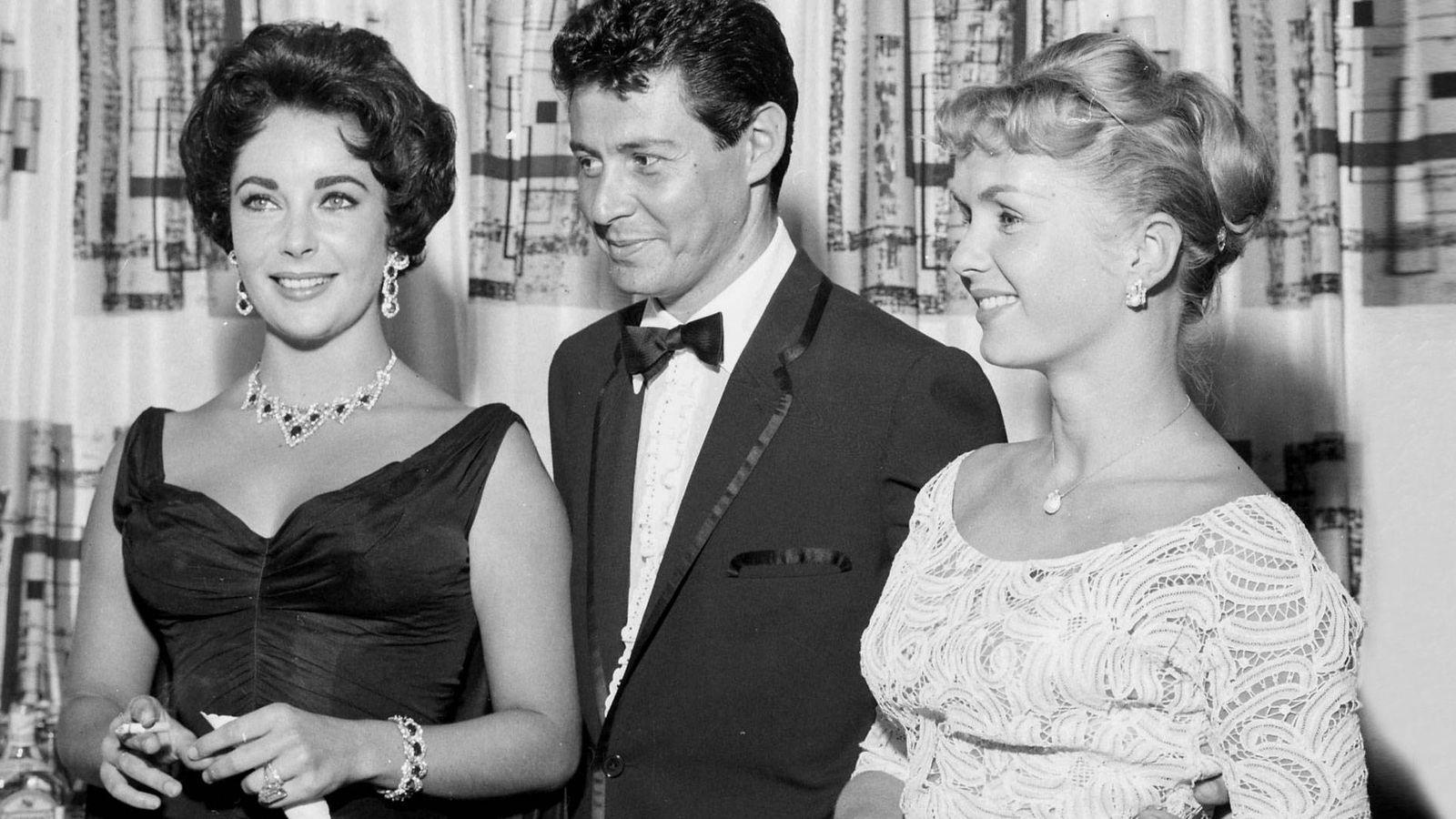 Música: Liz Taylor, Debbie Reynolds y Eddie Fisher: los cuernos más famosos  de Hollywood