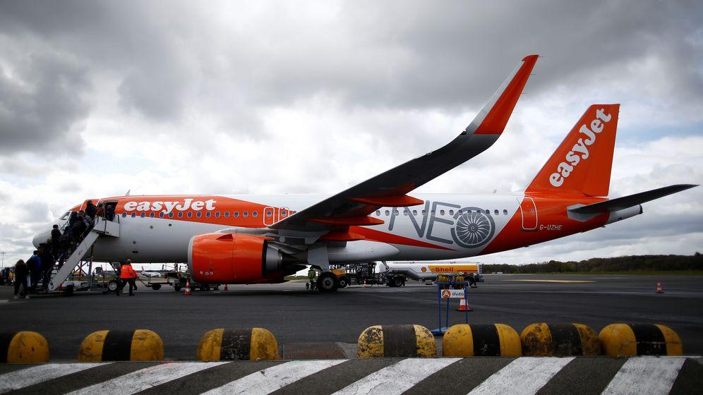 Foto: Easyjet dejará de servir cacahuetes y pedirá a los viajeros que no consuman frutos secos (Reuters/Stephane Mahe)