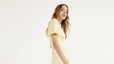 Quién quiere un simple vestido si puede tener este kimono largo de Bershka