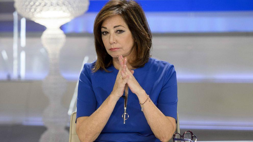 Ana Rosa da la cara por Màxim: Se trata de una infracción, no de un delito