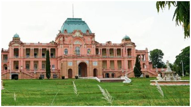 El palacio Jagatjit de Kapurthala, donde vivió Anita Delgado, ahora es un colegio. (Oficina de Turismo de Kapurthala)
