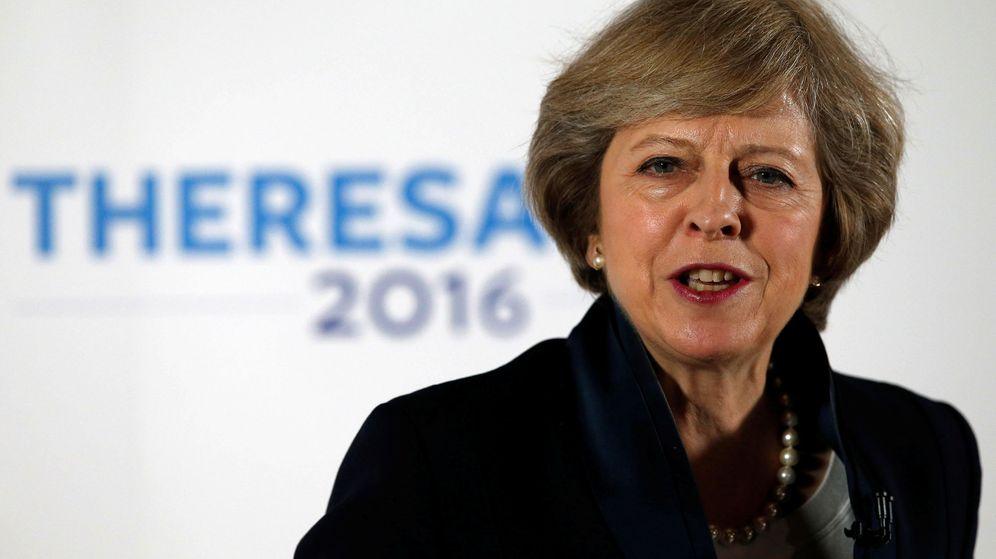 Foto: La futura primera ministra del Reino Unido, Theresa May. (Reuters)