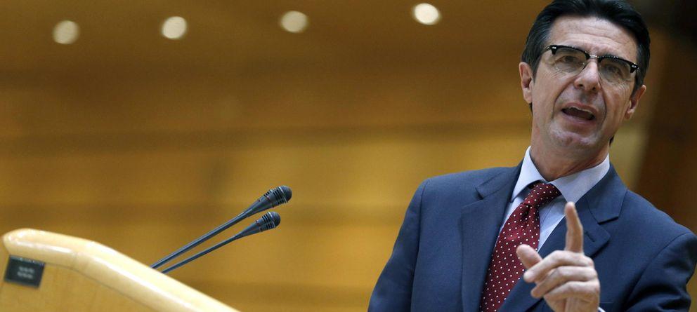 Foto: El ministro de Industria, José Manuel Soria. (EFE)