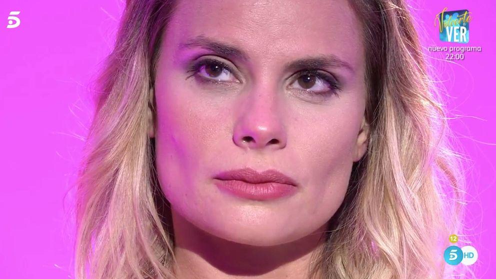 María Lapiedra explota por los ataques que recibe en 'Sálvame'