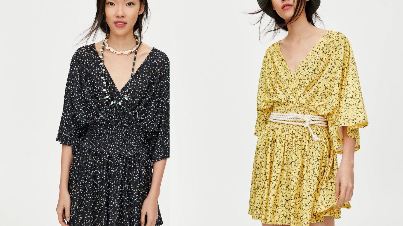 Este vestido permite complementos varios. (Cortesía)
