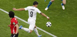 Post de Egipto vs Uruguay: siga en directo el Mundial de Rusia 2018