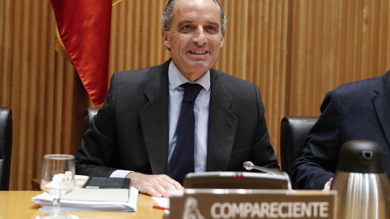 La jueza archiva la causa contra Francisco Camps por el GP de Fórmula 1 de Valencia