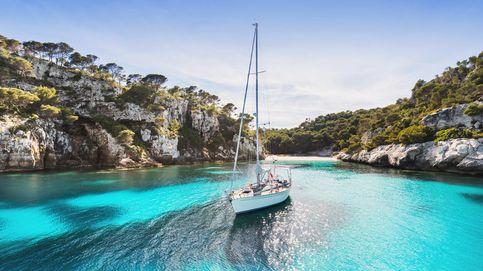 10 calas paradisíacas españolas a las que solo se puede llegar en barco
