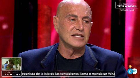 'La isla de las tentaciones'   Kiko Matamoros, al cuello de Marta Peñate: el tremendo comentario que le ha dedicado