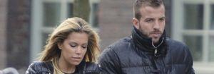 Rafael Van Der Vaart confirma su relación con la mejor amiga de su mujer