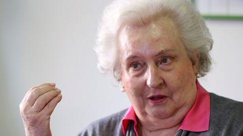 La vida social de Pilar de Borbón, tres meses después de su operación