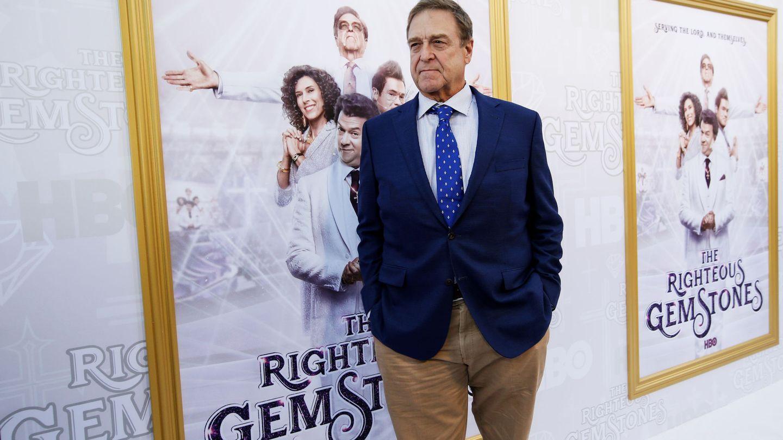 John Goodman, durante un acto de promoción (Reuters/Mario Anzuoni)