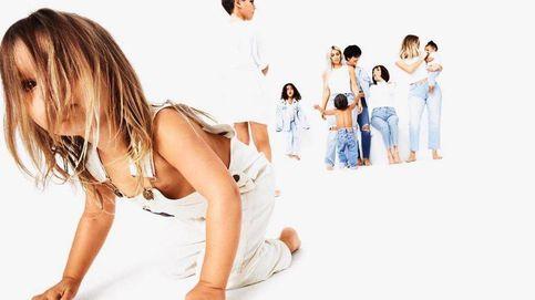 Kim Kardashian y el posado navideño más especial: 4 generaciones se divierten juntos