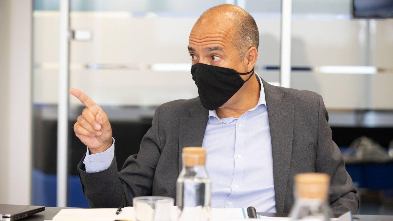 Santiago Soler, secretario general de Adecco.