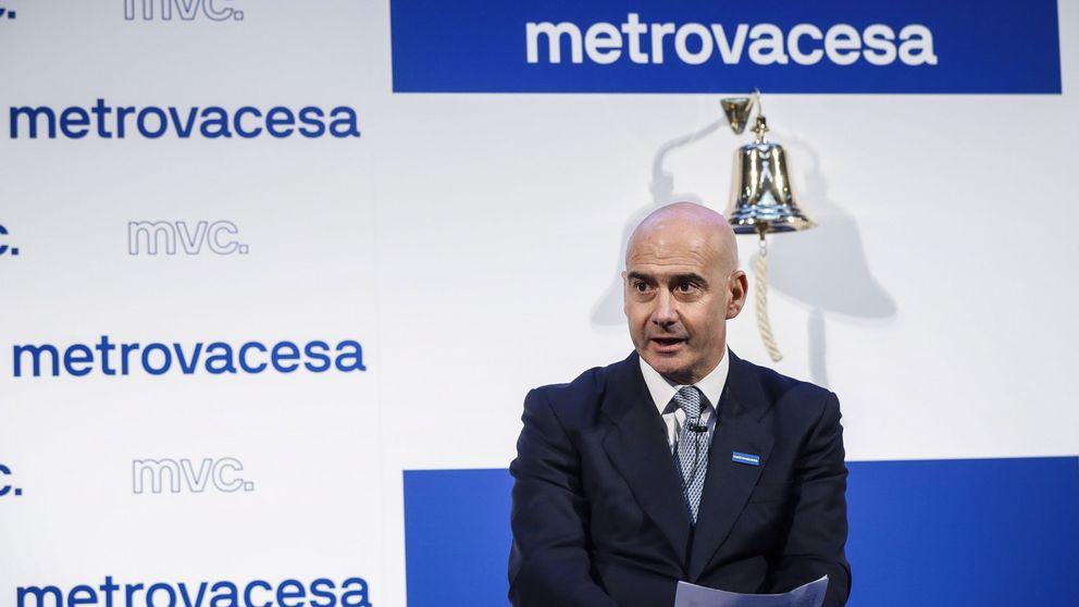 Metrovacesa registra pérdidas de 39 millones de euros y refrenda su objetivo de ventas