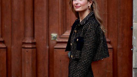 La chaqueta de tweed manda en el street style y es el clásico de tendencia que necesitas