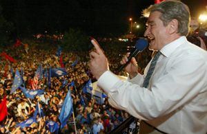 El recuento de votos se acerca a su fin mientras continúan las denuncias de manipulaciones por parte del derrotado PS