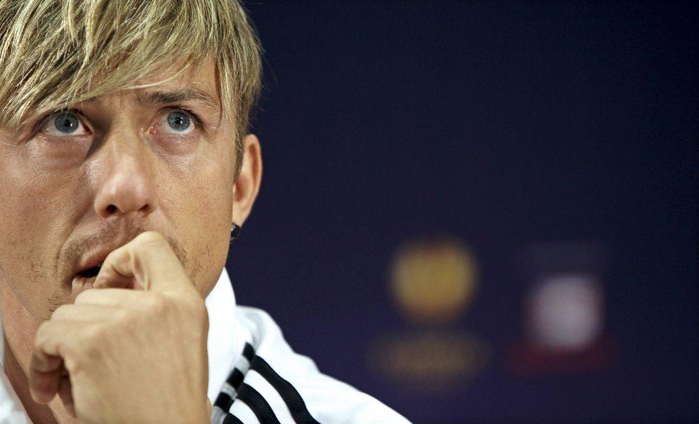Foto: Guti empieza a sonar con fuerza como una de las opciones del Real Madrid. (EFE)