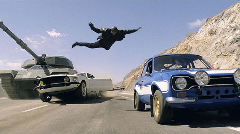 Foto: Fotograma de 'Fast and furious 6'
