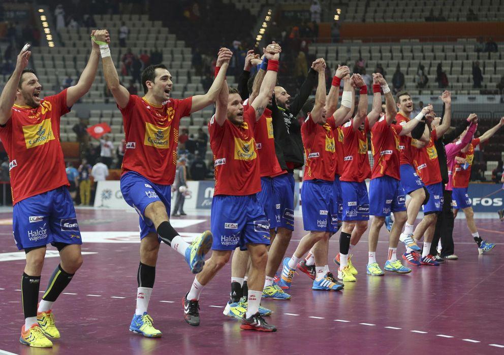 Foto: Islandia o Dinamarca será el rival de España en cuartos de final (Reuters)