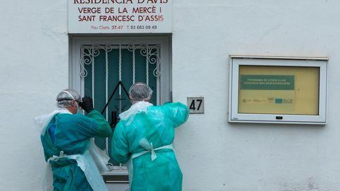 Cataluña cifra en 362 los ancianos muertos en residencias catalanas