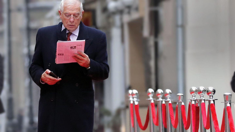 Josep Borrell, ministro español de Exteriores. (EFE)