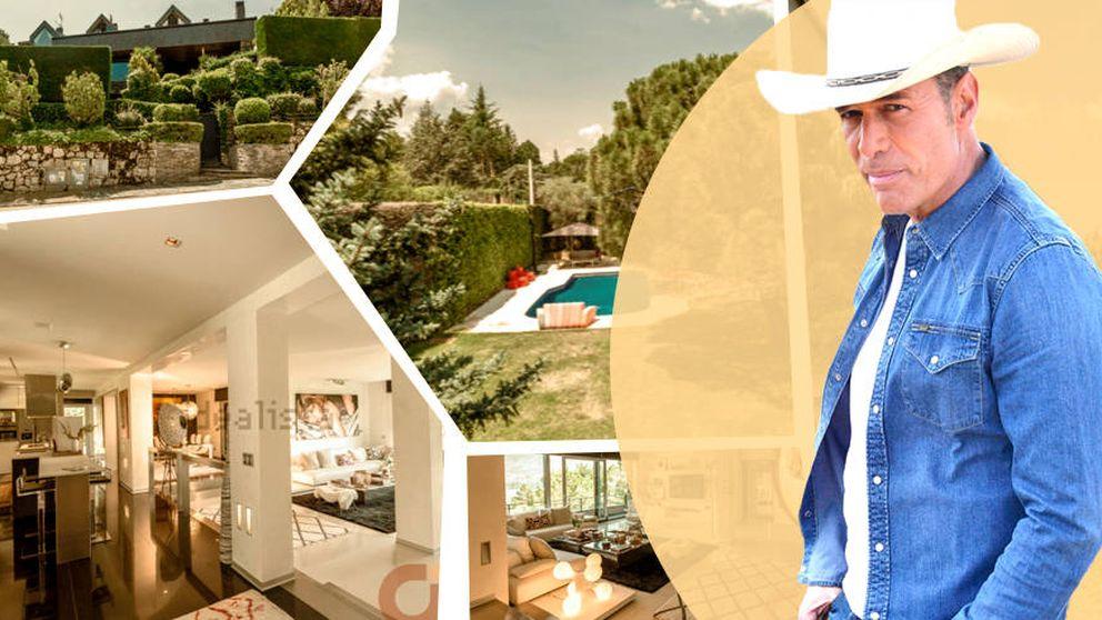 Carlos Lozano rebaja su mansión de la sierra en 200.000 euros