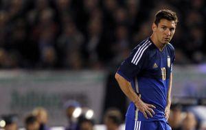 El enfado de Messi por la exclusión de Banega rompe la paz argentina