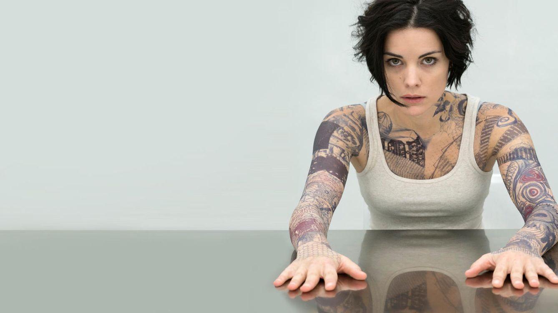 Foto: Imagen de Blindspot, la serie de moda con tatuajes incluidos