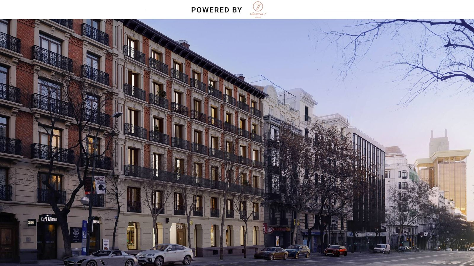 Vivienda Viviendas Con Terraza Y Piscina En Un Edificio