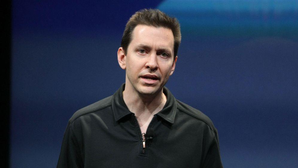 Foto: El exdirectivo de Apple, Scott Forstall (Fotografía: Reuters).