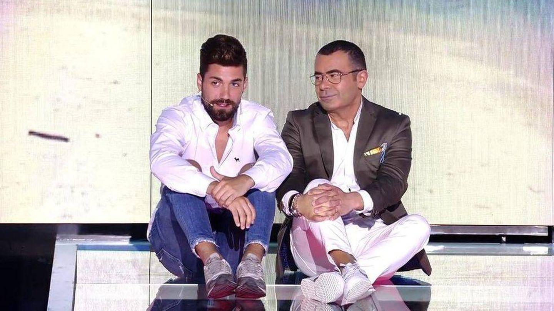 Alejandro Albalá junto a Jorge Javier Vázquez.