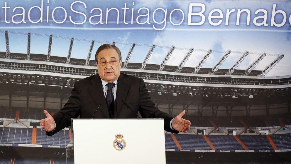 Florentino vuelve a esconder la mano y tirar la piedra: el enemigo del Madrid es la prensa
