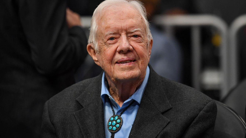 El expresidente de EEUU, Jimmy Carter, será operado de una hemorragia cerebral