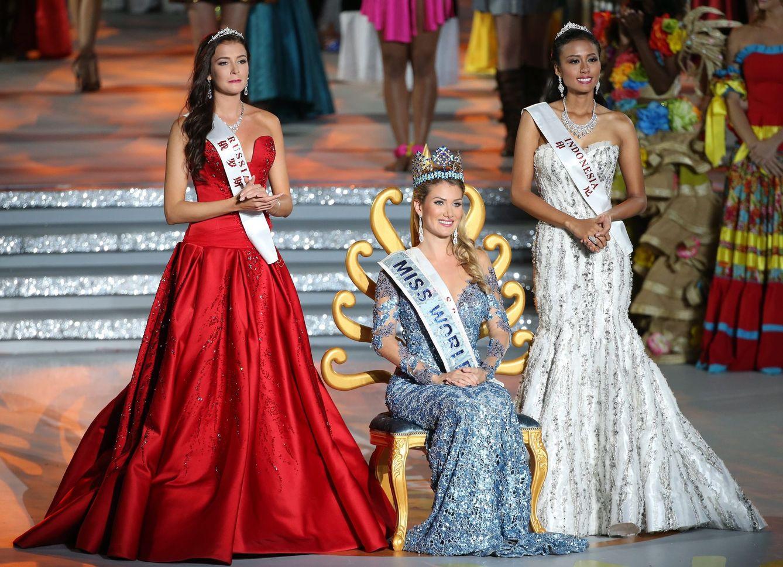 Foto: Así ha sido la coronación de Mireia Lalaguna como Miss Mundo 2015