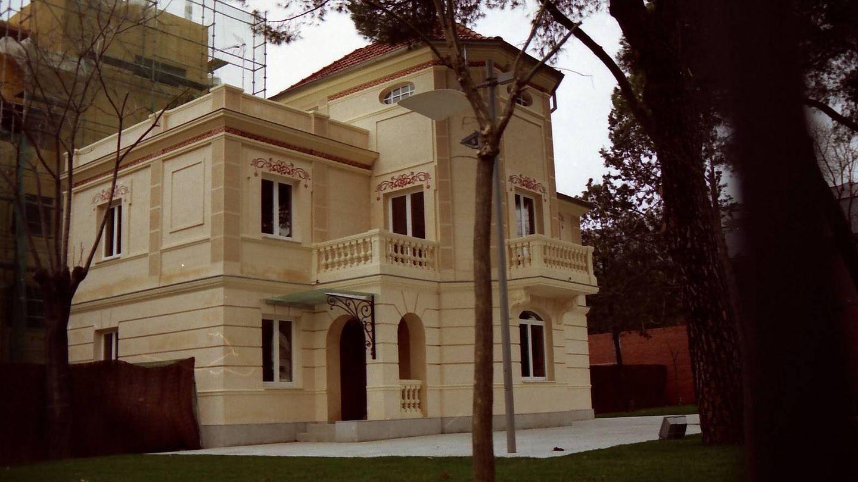 Villa Rosario sigue en pie, ejemplo de que se puede rehabilitar y utilizar para otros usos.