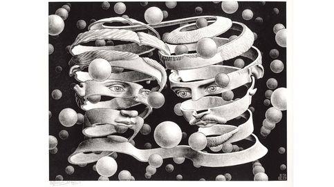 Las perspectivas imposibles de Escher