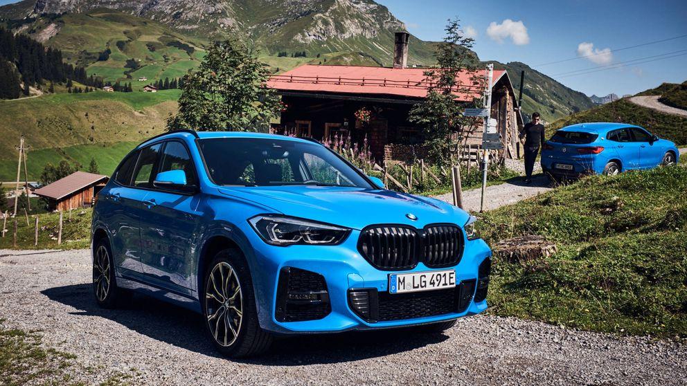 Los coches (SUV) más ecológicos de BMW: dos híbridos y una discreta autonomía