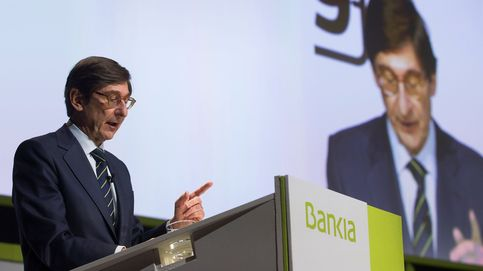 El beneficio de Bankia cae un 10,8% en el primer trimestre, hasta 205 millones