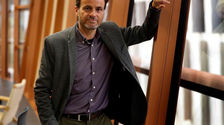 Jaume Asens, en Barcelona. (EFE)