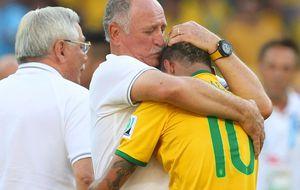 Neymar rompe el 'plan único' de un Scolari que busca 'otro Amarildo'