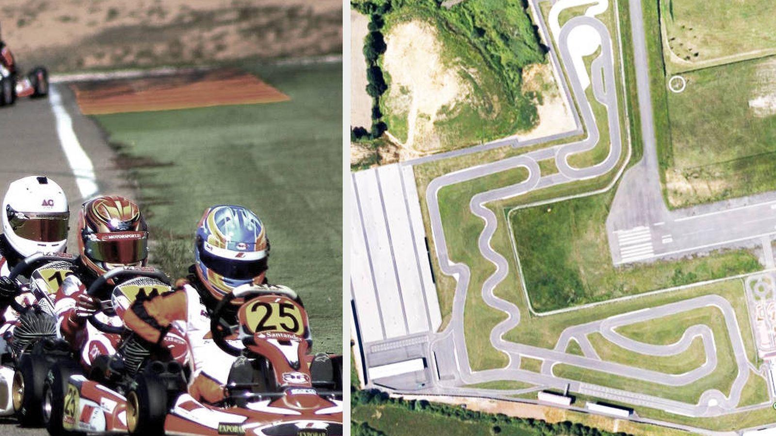Circuito Fernando Alonso Accidente : Muere un niño de años tras sufrir un accidente en un circuito