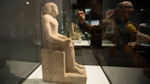 Exposición de arte egipcio