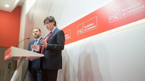 El PSOE se teme lo peor: no descarta reactivar el 155 si Torra rompe con la ley
